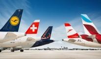 Lufthansa 2017'de 35 milyar Euro ciro elde etti