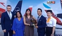 Lufthansa başarılı acenteleri ödüllendirdi