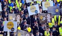 Lufthansa'da Yarın'da Grev Var
