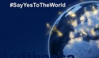 Lufthansa, #SayYesToTheWorld kampanyası