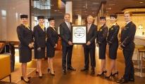 Lufthansa,'beş yıldızlı havayolu' oldu