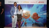 Lufthansa'dan turizm acentalarına sinema gösterimi
