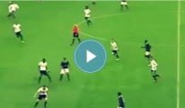 Maç Sırasında Patlama Böyle Duyuldu video