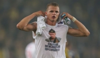 Maç Sonu Putin Fotoğraflı Tişört Tepki çekti