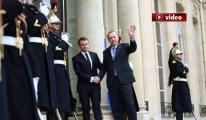 Macron, Yeni Başlıklar Açılmayacak! video