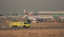 Malezya Havayolları Uçağı Acil İniş Yaptı!