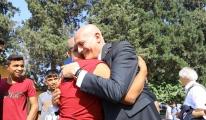 Maltepe Üniversitesi Yönetim Kurulu sınırda toplandı