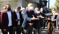 Manavgat'ta yıkım gerginliği(video)