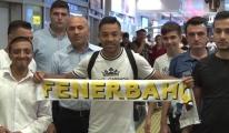 Marco Fabian Fenerbahçe için İstanbul'da