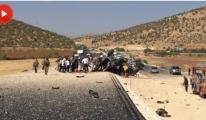 Mardin'de Askeri Aracın Geçişinde Patlama: 3 Şehit