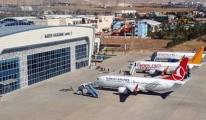 Mardin'de Havayolu Trafiğinde Artış