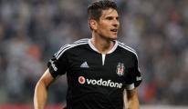 Mario Gomez, Beşiktaş'ı 3 Kez İpten Aldı
