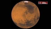 Mars'taki rüzgar sesi yayınlandı!