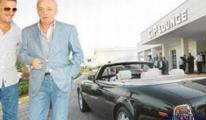 Mehmet Cengiz Bey'le Rolls Royce turu