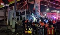 Meksika'da üst geçit faciası: 15 ölü, 70 yaralı(video)