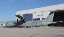 #MELTEM-3 Uçağı Son Testler için TUSAŞ Tesislerinde