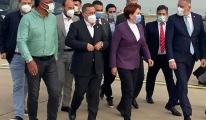 Meral Akşener Atatürk Havalimanı'nda #video