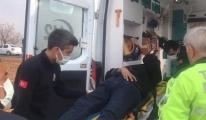 Meral Akşener'in konvoyunda kaza: 4 yaralı(video)
