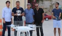 Mersin'de drone pilotaj eğitimi sona erdi