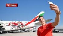 Mesut Özil'den dubai ziyareti