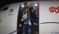 Mesut Özil imza için İstanbul'da(video)
