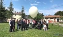 Meteorolojiden 100. Yıla Özel Meteoroloji Balonu