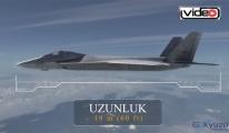 Milli Muharip Uçak'ın animasyonu yayınlandı!