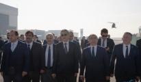 Milli Savunma Komisyonu, Tusaş'ı Ziyaret Etti