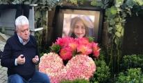 Mina Başaran ölüm yıldönümünde mezarı başında anıldı