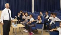 Minik öğrenciler Uzay ve HÜRKUŞ birimini gezdi!