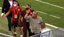 MKE Ankaragücü - Galatasaray maçı sonrası gerginlik