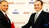 MNG'nin Yeni Airbus'ı AKLease imzalı