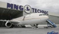 MNG Teknik'den 'Uçak Bakım Hizmetleri'ni Satın Alacak