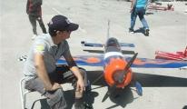 Model Uçaklar Ankara Semalarını Renklendiriyor