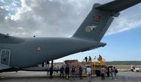 MSB duyurdu: Tıbbi yardım uçağı Venezuela'ya iniş yaptı