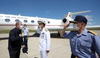 MSB Hulisi Akar Gölcük'te askeri törenle karşılandı(video)