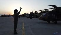 MSB, Kara Havacılık Komutanlığı pilotlarını paylaştı(video)