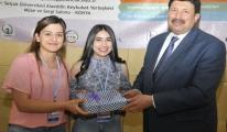 Mühendislik Öğrenci Proje Pazarı ödülleri Verildi