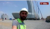 3. Havalimanı Kulesinin son hali görüntülendi!video