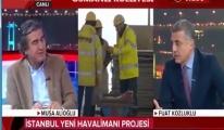 Musa Alioğlu,3. Havalimanı dünya kamuoyunda ses getirdi!