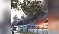 Myanmar'da askeri darbe karşıtı protestolar sürüyor(video)