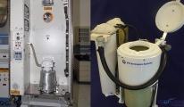 NASA astronotlarına 23 milyon dolarlık 'tuvalet'