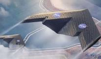 Nasa ve Mıt, Yeni Bir Tür Uçak Kanadı Geliştirdi