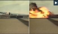 Nasa, Yolcu Uçağını Düşürdü