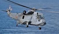 NATO askeri helikopteri, Adriyatik Denizi'nde kayboldu