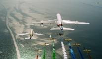 Nefes kesici 'Zayed Yılı' hava gösterisi