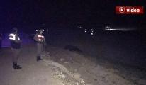 Nevşehir'de askeri uçak düştü!video