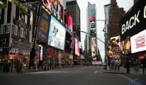 New York'ta 50 binden fazla restoran, kafe, bar, tiyatro ve sinemalar kapatılıyor