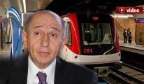 Nihat Özdemir, Metro 2019'un sonunda gelecek!video