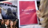 Norveç Havayolları Jolie- Brad Ayrılığını Fırsata Çevirdi.